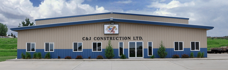 Welcome to C&J Construction